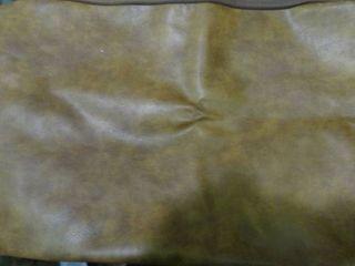 Faux leather Pillow Case