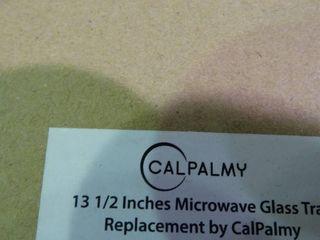 13 5  Microwave Glass Tray