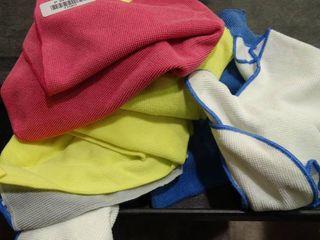 lot of Microfiber Cloths