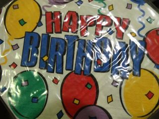 lot of Colorful Party Napkins