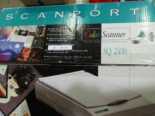 Scanport Flatbed Color Scanner