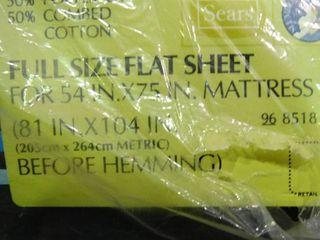 Full Size Flat Sheet