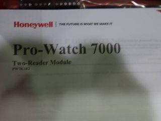 Honeywell Pro Watch 7000