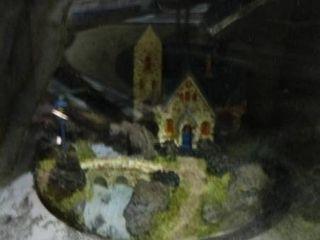 Thomas Kinkade  The Mountain Chapel