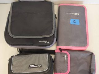 Nintendo DS Cases  3  Gameboy Advance Case  1