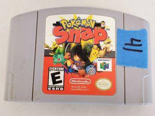 N64 Pokemon Snap