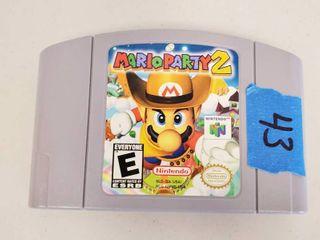 N64 Mario Party 2