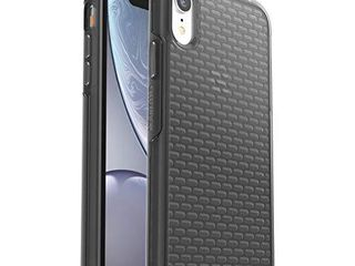 OtterBox Clear Pattern Design Case for iPhone XR   FOG BlACK