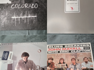 Set Of 4 Records
