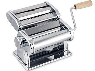 Fante s 150 Pasta Maker Machine  Spaghetti and Fettuccine Attachments  Since 1906  Single  Heavy Duty Steel