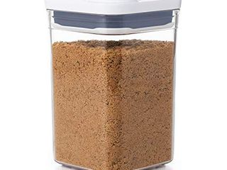 NEW OXO Good Grips POP Container   Airtight Food Storage   1 1 Qt for Brown Sugar and More