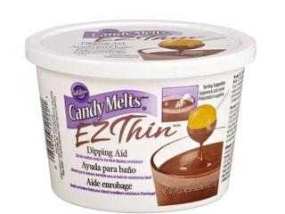 Wilton Candy Melts Ez Thin Ez Thin Dipping Aid