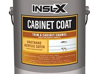 INSl X PRODUCTS CC4510099 04 Quart Satin White Cab Enamel