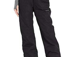 Arctix Women s Insulated Snow Pants  Black  X Small Regular