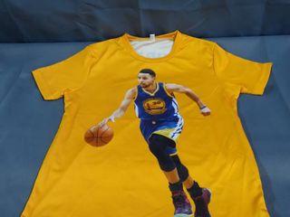 Small Steven Curry Shirt