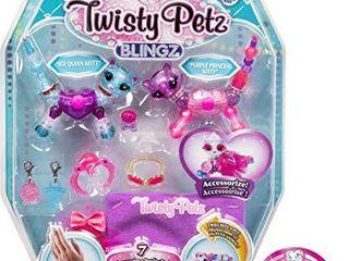 Twisty Petz  Series 3 Blingz  Kitty   Cat Customizable Bracelet Set For Kids Aged 4   Up