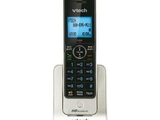 Vtech DECT 6 0 Cordless Handset  Silver Black  VTElS6405