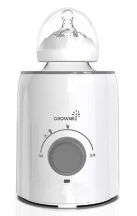 Bottle Warmer   Bottle Sterilizer   5 in 1 Fast Baby Bottle Warmer   Baby Food Heater Defrost BPA Free Warmer for Breastmilk and Formula