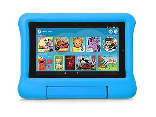 Kid Proof Case for Fire 7 Tablet  Compatible with 9th Generation Tablet  2019 Release  Blue