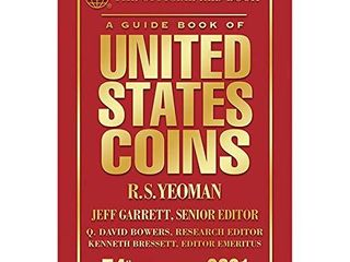 A Guide Book of United States Coins 2021  74