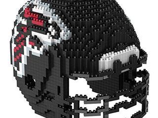 Atlanta Falcons NFl 3D BRXlZ Construction Toy Blocks Set   Helmet
