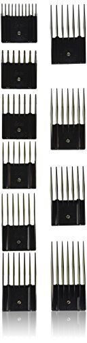 Oster Professional 10 Comb Set Specially Designed to Fit Oster Clippers