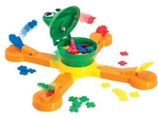 The Classic TOMY Mr  Mouth Feed The Frog Game