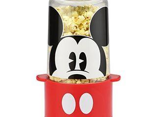 Disney DCM 60CN Mickey Mouse Popcorn Popper  Red