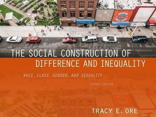 The Social Construction of Difference and Inequality  Race  Class  Gender  and Sexuality