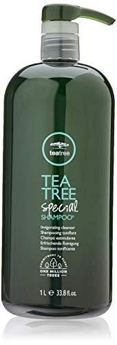 Tea Tree Special Shampoo  For All Hair Types