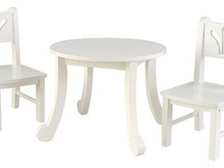 KidKraft little Doll Table and Chair Set