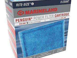 Marineland Rite Size Cartridge C  6 Pack
