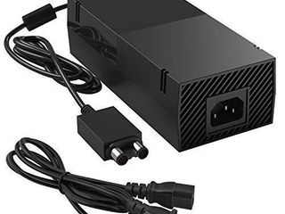 Power Supply Brick Power Adapter for Xbox One   Upgraded Version  UKor Xbox AC Adapter Replacement Charger Power Cord Cable for Microsoft Xbox One 100 240V Voltage