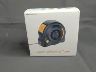 laser Distance Tape