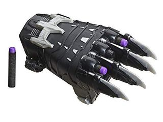 Avengers NERF Power Moves Marvel Black Panther Power Slash Claw NERF Dart launching Toy for Kids Roleplay  Toys for Kids Ages 5 and Up
