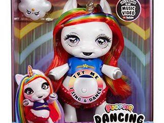 Poopsie Dancing Unicorn Rainbow Brightstar Dancing and Singing Unicorn Doll  Battery Powered Robotic Toy