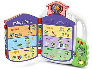 leapFrog Tad s Get Ready for School Book