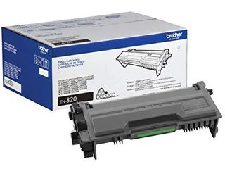 Brother Genuine Toner Cartridge  TN820  Replacement Black Toner  Page Yield Up To 3 000 Pages  Amazon Dash Replenishment Cartridge