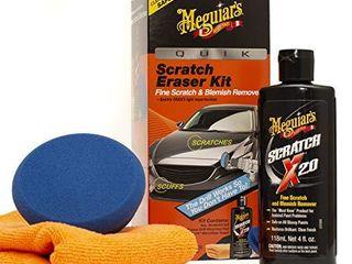Meguiar s G190200 Quik Scratch Eraser Kit
