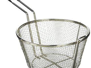 Winco FBR 9 Steel Round Wire Fry Basket  9 Inch