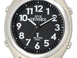 Atomic  Talking Watch   Sets Itself FIVE SENSES Unisex Talking Watch 1100