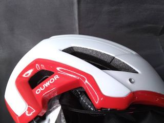 Road   Mountain Bike MTB Helmet for Adult Men Women Youth  with Removable Visor and Adjustable Dial  White