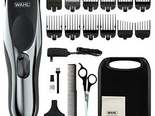 WAHl 79434 Clipper Rechargeable Cord Cordless Haircutting   Trimming Kit for Heads  Beards   all Body Grooming
