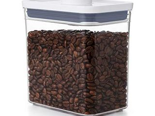 New OXO Good Grips POP Container   Airtight Food Storage   1 7 Qt for Coffee and More