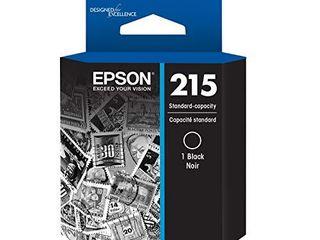 T215 Standard capacity Black Ink Cartridge
