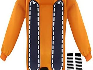 Tinyones Women Jabami Yumeko Costume School Uniform Anime Cosplay Outfits  Orange  XS