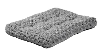 large Dark Grey Pet Bed