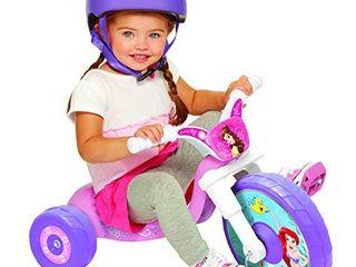 Disney Princess Heart Strong 10  Fly Wheels Junior Cruiser Ride On   Pink