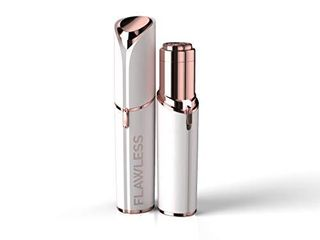 Finishing Touch Flawless Women s Painless Hair Remover   White Rose Gold