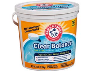Clear Balance Pool Cleaner